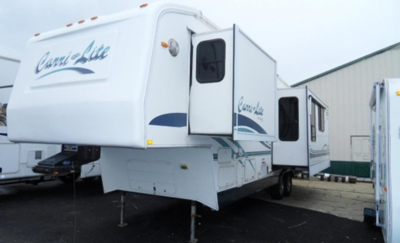 2009 Carriage CAMEO 35SB3