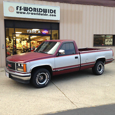 1988 Gmc Sierra Cars For Sale