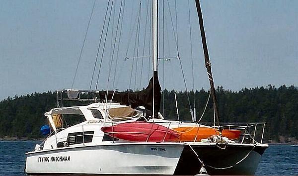 30' Gemini 3000 Catamaran