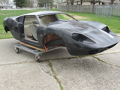 Replica Kit Makes Fiberfab Avenger Gt 15x Ford Gt40 Motorcycles For Sale