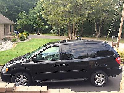 Dodge : Grand Caravan 2005 dodge caravan handicap ramp van