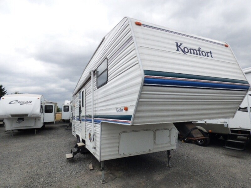 Komfort Komfort 26fs Rvs For Sale
