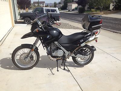 BMW : F-Series 2007 bmw f 650 gs only 7 400 miles like new condition