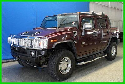 Hummer : H2 2007 hummer h 2 sut truck with only 85 k miles moonroof and navigation