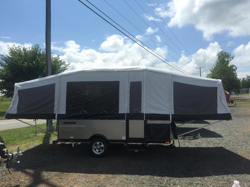 2014 Kz Rv Sportsman 365TH