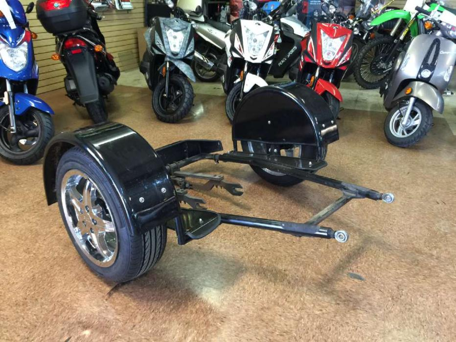 Voyager Trike Kit Motorcycles for sale