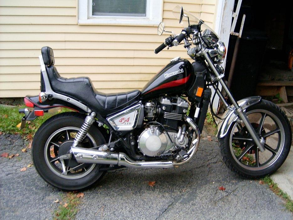 1986 Kawasaki 454 Ltd Motorcycles for sale