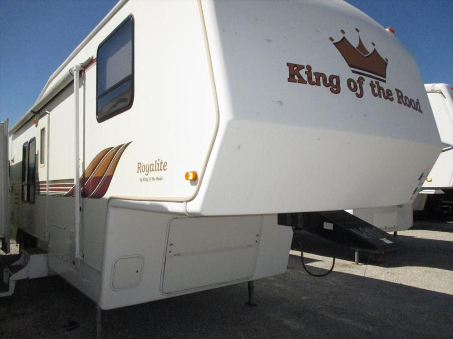 King Of The Road Rvs For Sale In Iowa