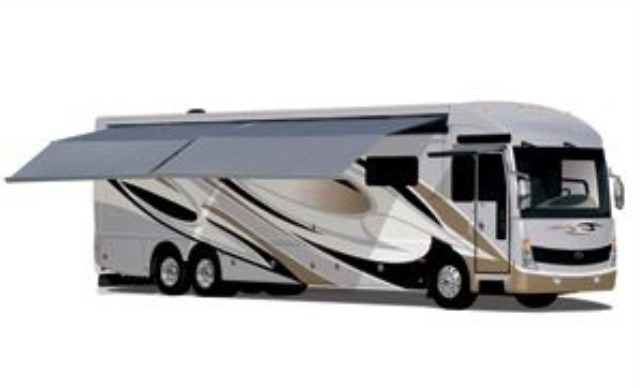 2016 American Coach Tradition 45A
