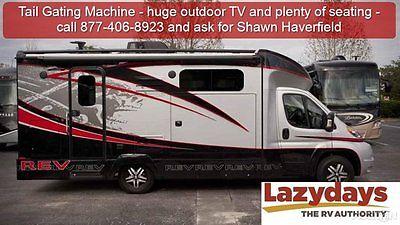 2015 Dynamax Corp REV RVC24TL Class B RV Tailgating Machine
