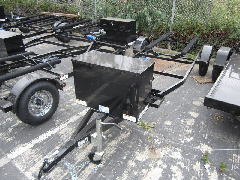 2015 Ez Loader PWC TRAILER