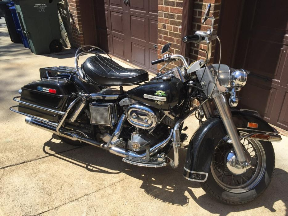 1976 Harley-Davidson Electra Glide ANNIVERSARY EDITION