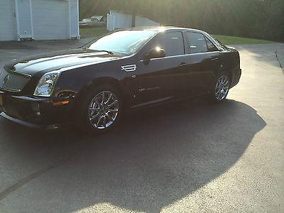 Cadillac Sts sedan 4 door cars for sale