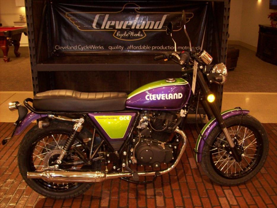 2011 CLEVELAND CYCLEWERKS Heist