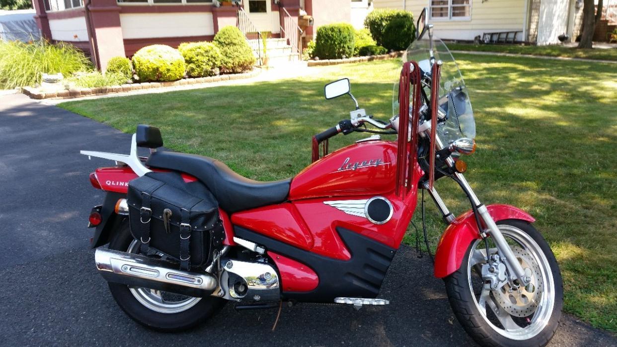 2009 Qlink Legacy 250