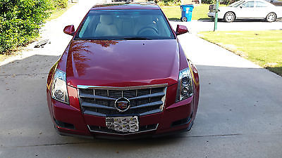Cadillac : CTS 2008 cadillac car of the year mint condition