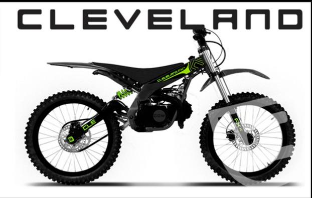 2016 CLEVELAND CYCLEWERKS heist