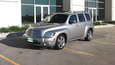 Chevrolet : HHR CHEVY HHR multi-window 2006 chevrolet hhr lt metallic silver stunner very low k s heavily optioned