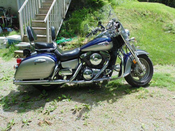 2010 Kawasaki Vulcan 1700 Nomad Motorcycles For Sale