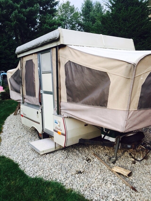 Coleman Columbia Pop Up Rvs For Sale