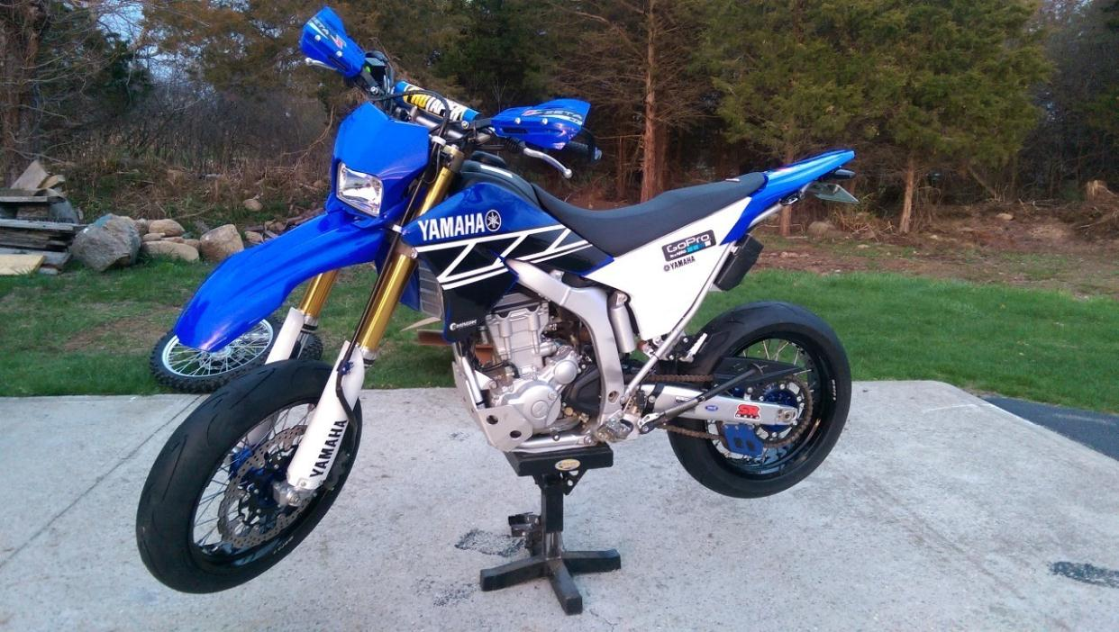 Yamaha wr 250r motorcycles for sale in hope rhode island for Yamaha 1500 motorcycle