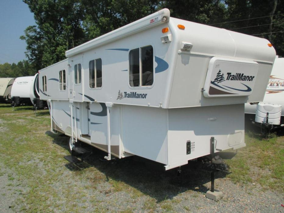 2013 Trailmanor 2720SL