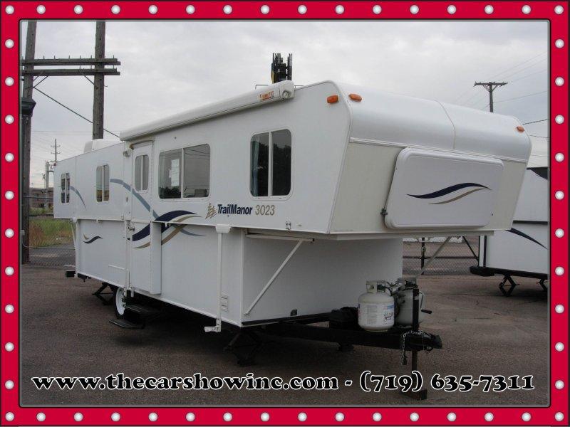 2013 Trailmanor 2720SL