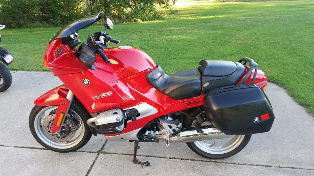 bmw r1100rs motorcycles for sale in michigan. Black Bedroom Furniture Sets. Home Design Ideas
