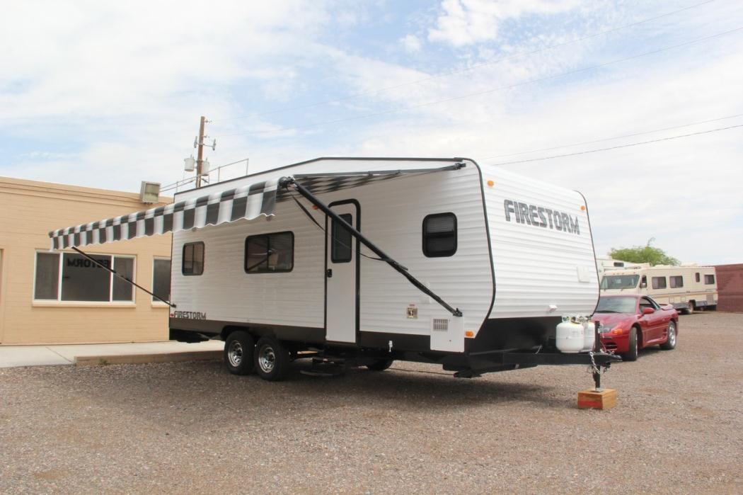 2016 Outdoors Rv Wind River 270CISW