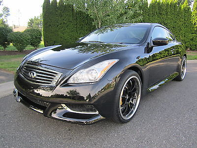 Infiniti G37 Sport Coupe 2 Door Cars For Sale In Washington