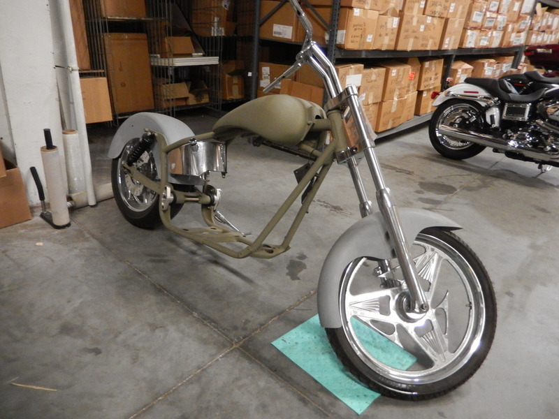 Kenny Boyce Pro Custom Frame Motorcycles for sale