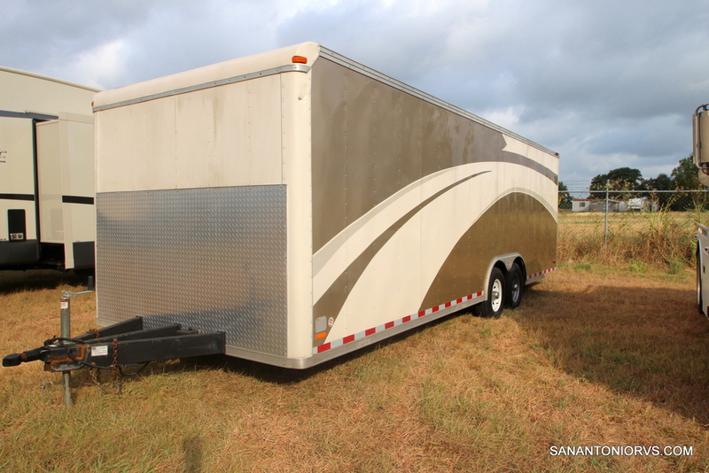 2016 Pace American Pace American 7x16