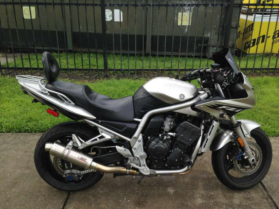 Yamaha Fz1 Motorcycles For Sale In Clearwater Florida