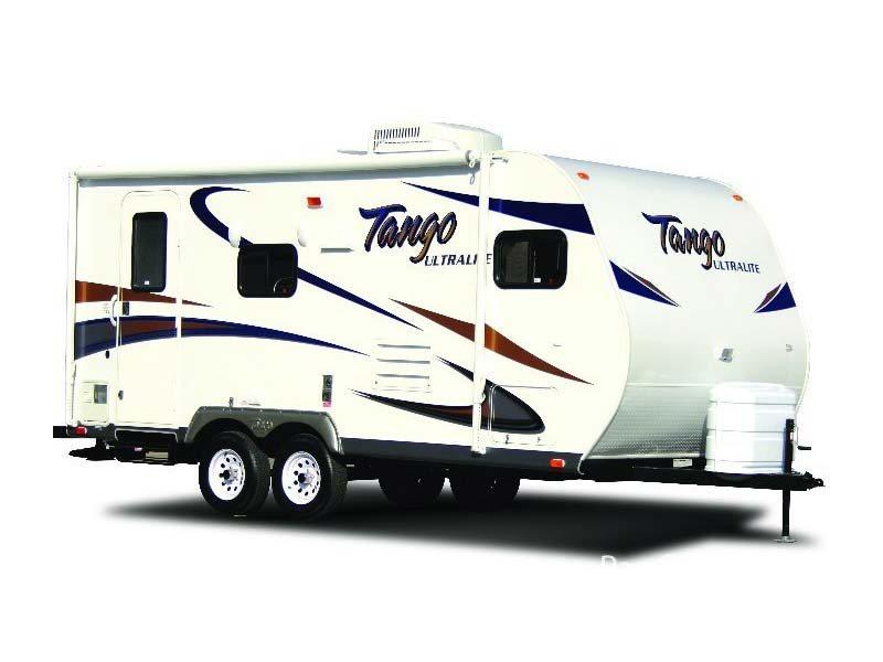 2013 Pacific Coachworks Tango 17UL