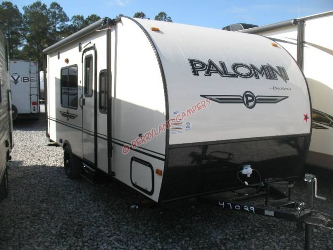 2016 Palomino Palomini 180FB