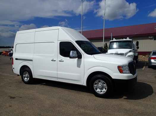 2012 Nissan Nv3500 Hd Cargo Van