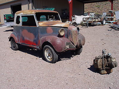 Other Makes Liberty Sedan 1942 prewar crosley liberty sedan ultra rare for serious collectors