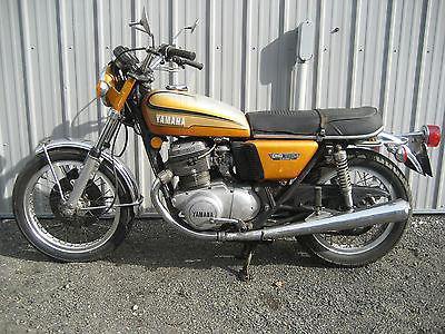 Yamaha : Other 1973 yamaha tx 750