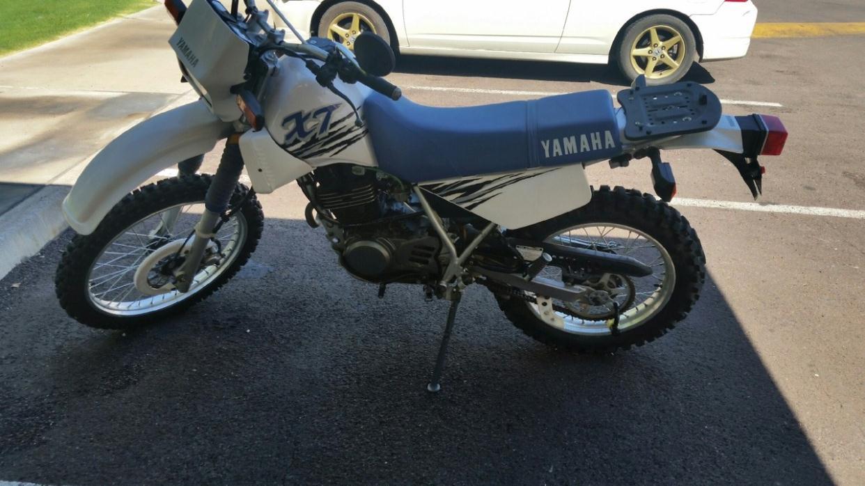 Yamaha Xt Plastics For Sale