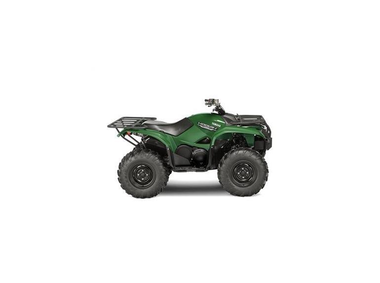 2016 Yamaha Kodiak 700 Hunter Green