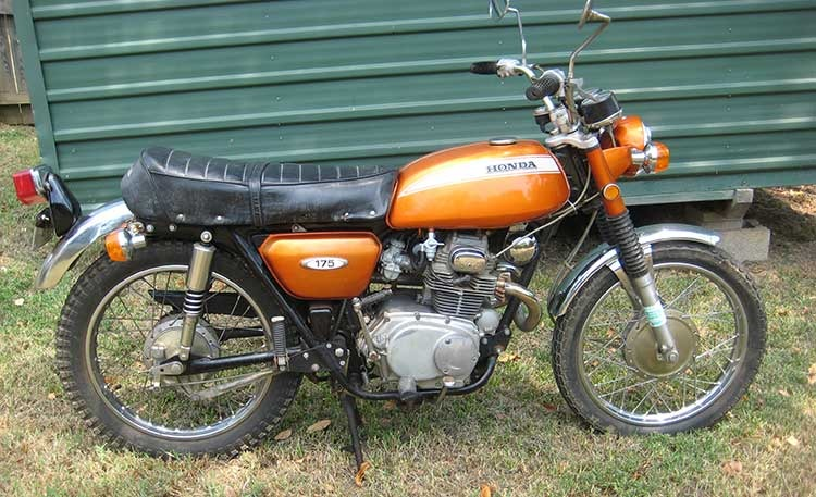 1970 honda 175 motorcycles for sale 1970 honda cl sciox Images