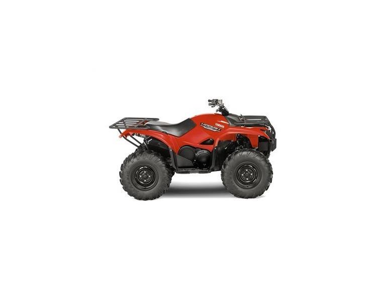 2016 Yamaha Kodiak 700 Red