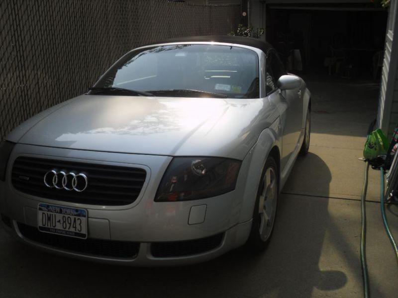 Audi Quatro TT