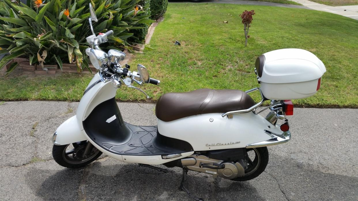Lance Cali Classic 125 Motorcycles for sale