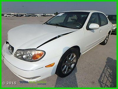 Infiniti : I35 Luxury Sport Edition 2002 luxury used 3.5 l v 6 24 v automatic fwd sedan premium bose