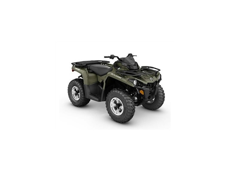 2016 Can-Am Outlander L DPS 450 Green