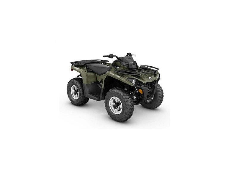 2016 Can-Am Outlander L DPS 570 Green