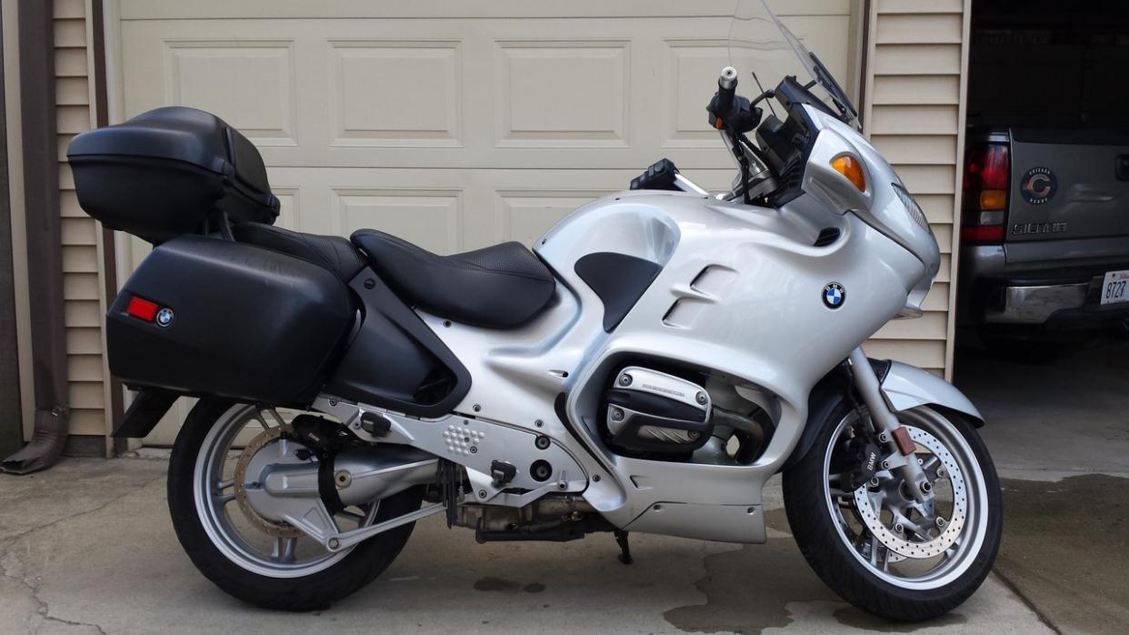 2002 BMW R 1150 RT