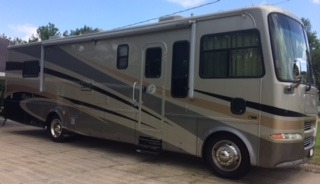 2007 Tiffin Motorhomes Allegro Bay 34XB