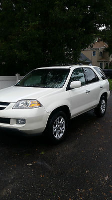 Acura : MDX Touring Sport Utility 4-Door 2004 acura mdx touring tech pkg back up camera allwheel